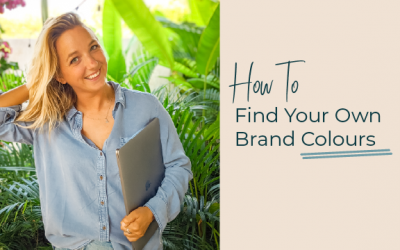 How To Find Your Own Brand Colours