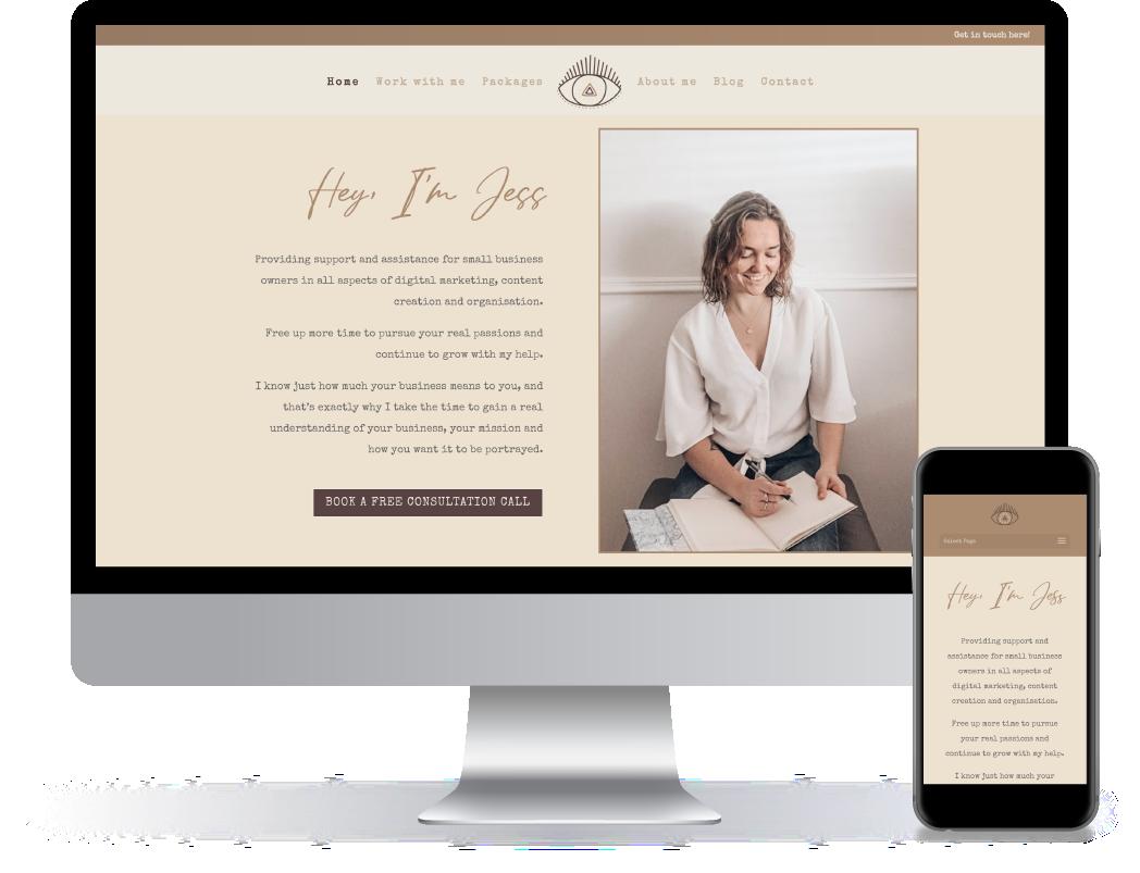 sophie-taylor-website-design-wellness